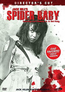 Spider Baby or, The Maddest Story Ever Told #1