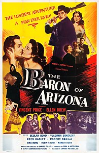 The Baron of Arizona #2
