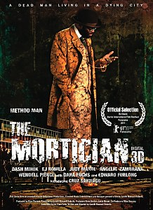 The Mortician #1