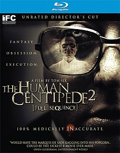 The Human Centipede II (Full Sequence) #1