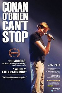 Conan O'Brien Can't Stop #2