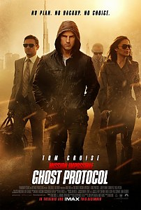Mission: Impossible - Ghost Protocol #1