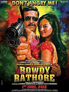 Rowdy Rathore #1
