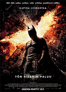 The Dark Knight Rises #1