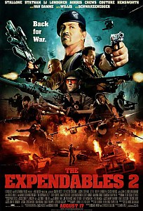 The Expendables 2 #1