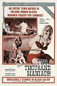 Two Thousand Maniacs! #1
