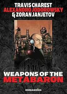 Weapons of the Metabaron #1