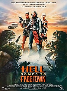 Hell Comes to Frogtown #1
