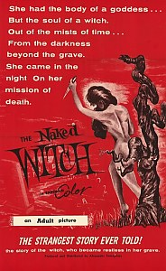 The Naked Witch #1