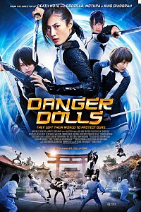 Danger Dolls #1