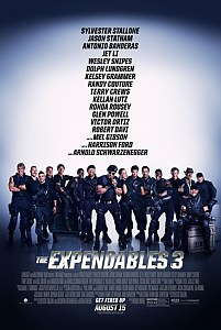 The Expendables 3 #1