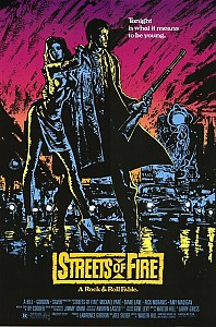 Streets of Fire #1
