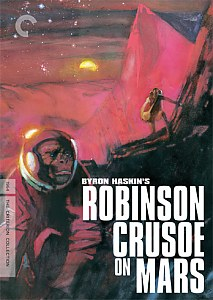 Robinson Crusoe on Mars #1