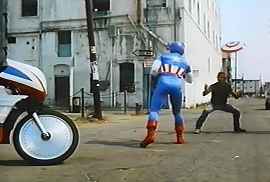 Captain America II: Death Too Soon [1]
