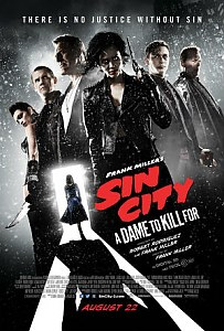 Sin City: A Dame to Kill For #1