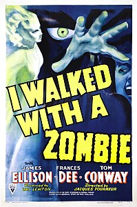 I Walked with a Zombie #1