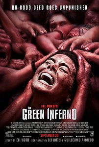 The Green Inferno #1
