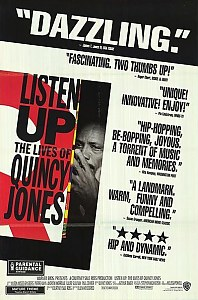 Listen Up: The Lives of Quincy Jones #1