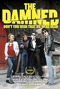 The Damned: Don't You Wish That We Were Dead #1