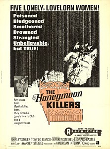 The Honeymoon Killers #1