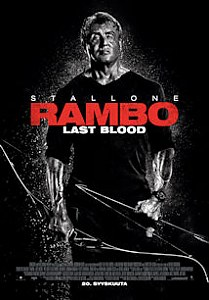 Rambo: Last Blood #1