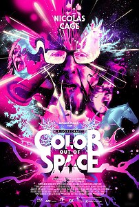 Color Out of Space #1