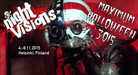 Night Visions Maximum Halloween 3015